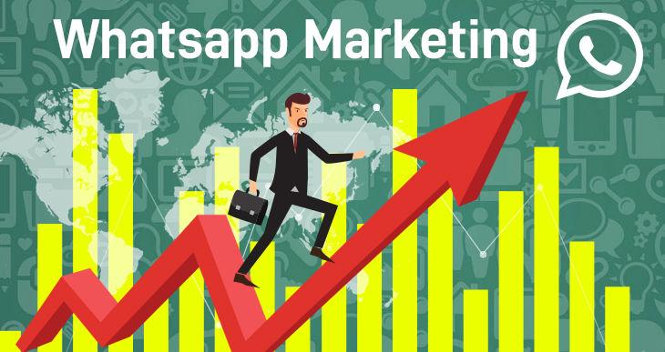 Whatsapp marketing service in Jordan 2018